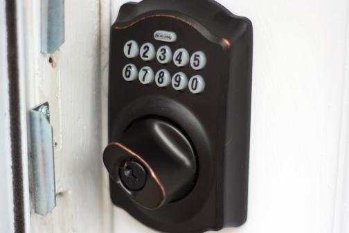 Front Door Lock