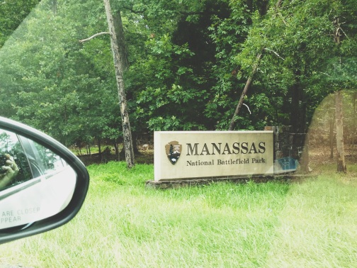 Manassas Battlefield Hiking Trail 8
