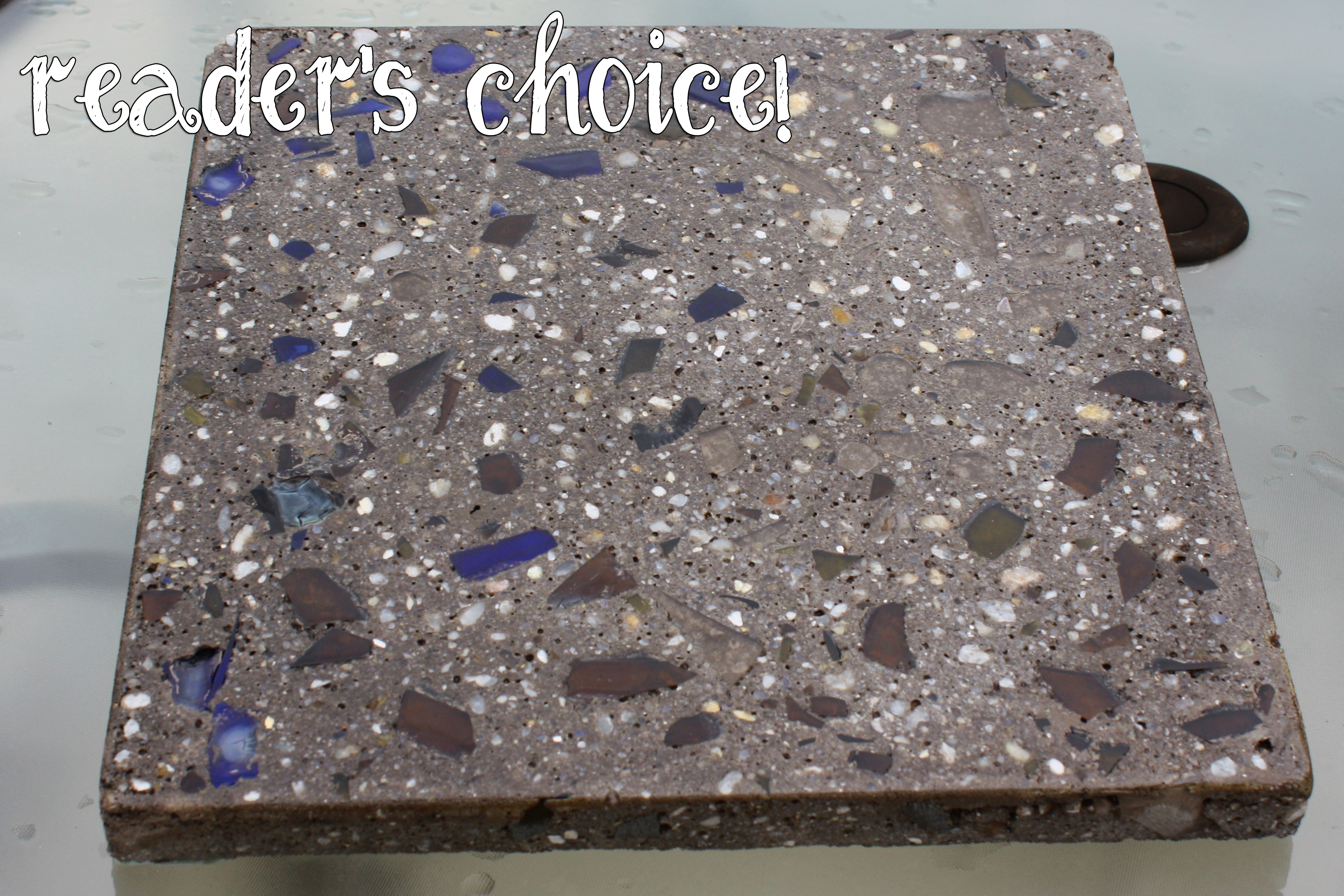 Polished Concrete Countertops : Polished concrete less than average height
