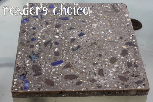 Polished Concrete Countertop Readers choice