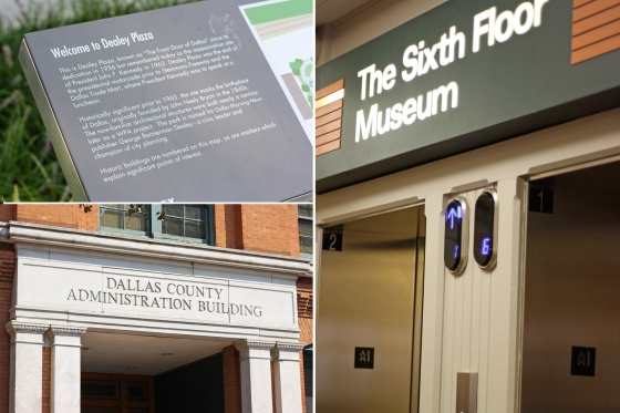 Dealey Plaza Sixth Floor Museum