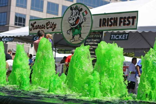 Kansas City Irish Fest 1